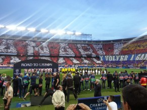 Madrid - Vicente Calderón