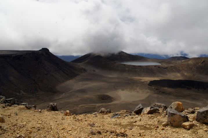 Tongariro Northern Circuit Day 3